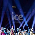 Ice Glows Concerts Events Glow Sticks Crowd