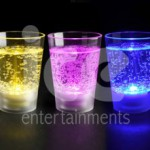 Ice Glows Product Packaging Light Emotions Shot Glasses